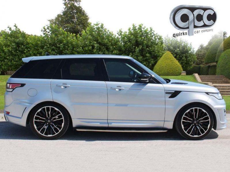 Land Rover Range Rover Sport 3.0 SD V6 HSE Dynamic 4X4 (s/s) 5dr full