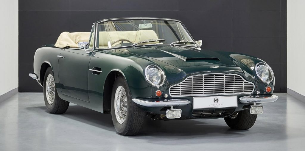 Aston Martin DB6 For Sale UK