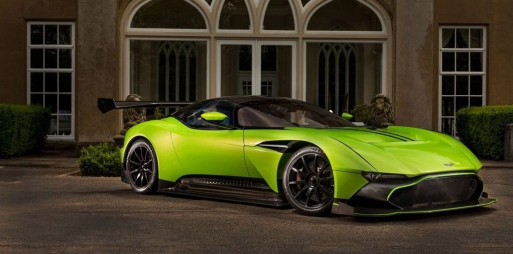 Aston Martin Vulcan For Sale UK