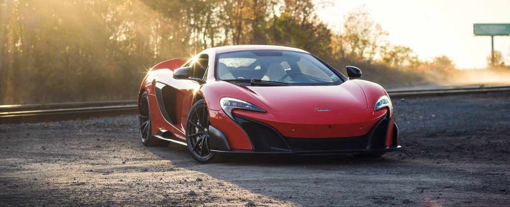 McLaren 540c For Sale UK