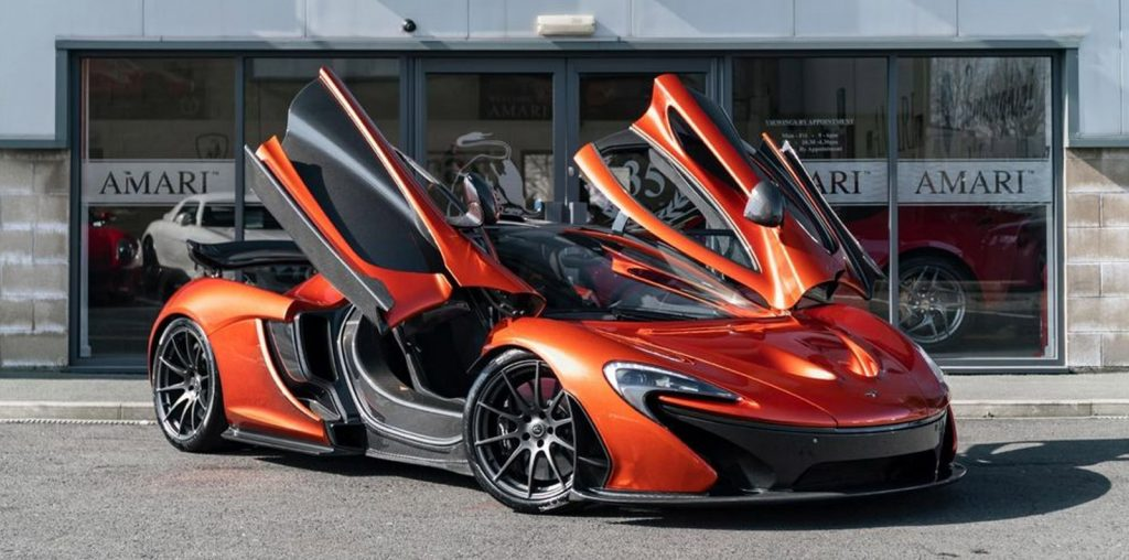 McLaren P1 For Sale UK