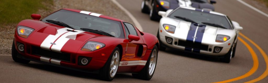 Ford GT Investment Car