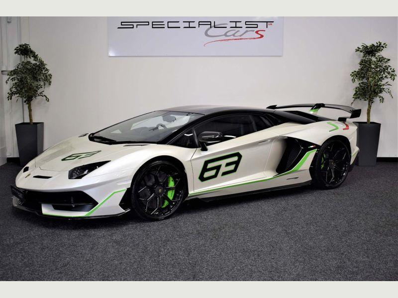 Lamborghini Aventador 65 V12 Lp 770 4 Svj Isr 4wd 2dr For Sale