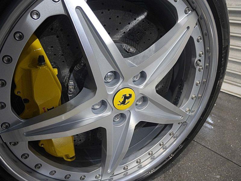 Ferrari 599 6.0 F1 GTB Fiorano 2dr full