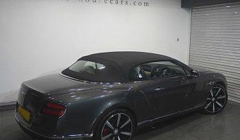 Bentley Continental 4.0 V8 GTC S Auto 4WD 2dr full