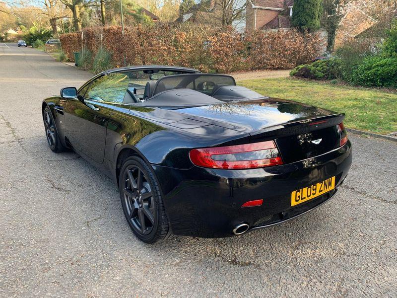 Aston Martin Vantage 4.3 V8 Roadster 2dr full