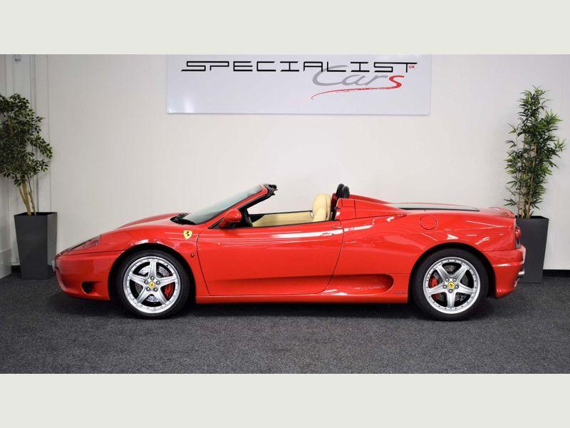 Ferrari 360 3.6 Spider 2dr full