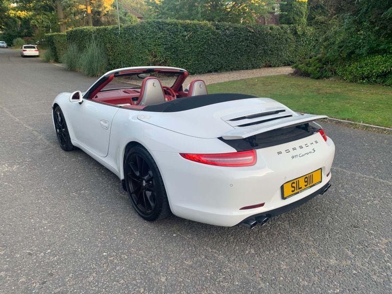 Porsche 911 3.8 991 Carrera S (s/s) 2dr full