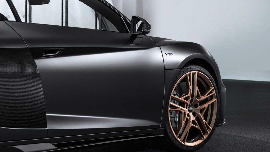 Audi R8 V10 Decennium Wheels