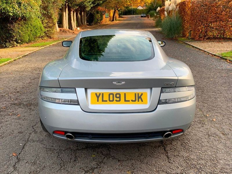 Aston Martin DB9 5.9 Seq 2dr full