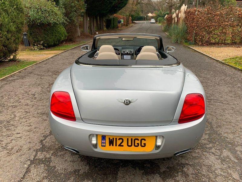 Bentley Continental 6.0 GTC 2dr full