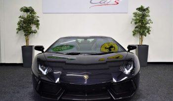 Lamborghini Aventador 6.5 V12 LP 700-4 Roadster 4WD 2dr full