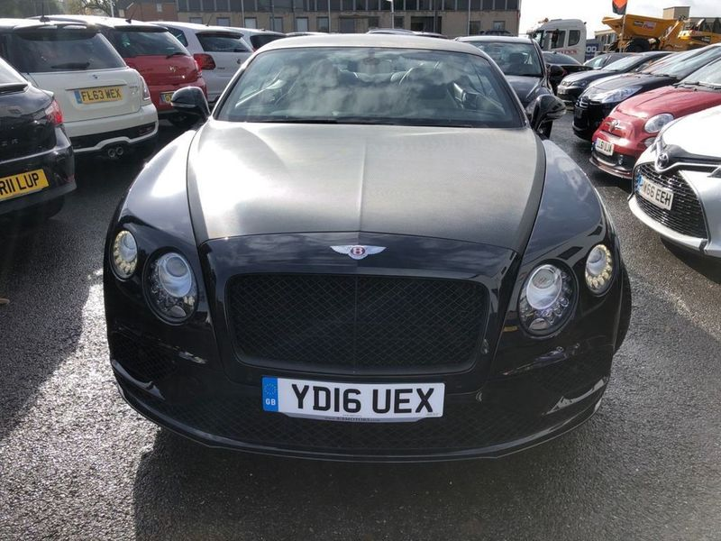 Bentley Continental 4.0 GT V8 S MDS 2d AUTO 521 BHP full