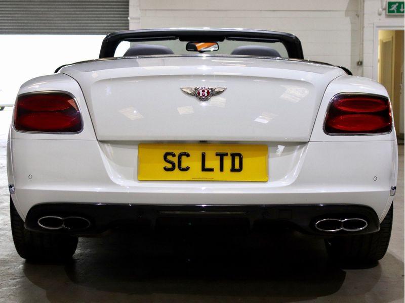 Bentley Continental 4.0 V8 GTC S Auto 4WD 2dr (EU5) full