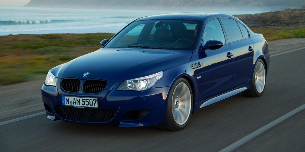 BMW M5 Classic car