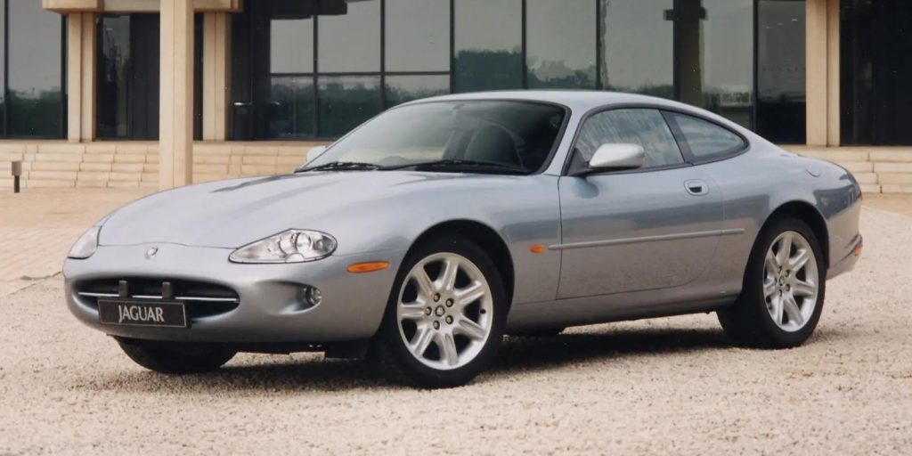 Jaguar XKR Cheap Supercar