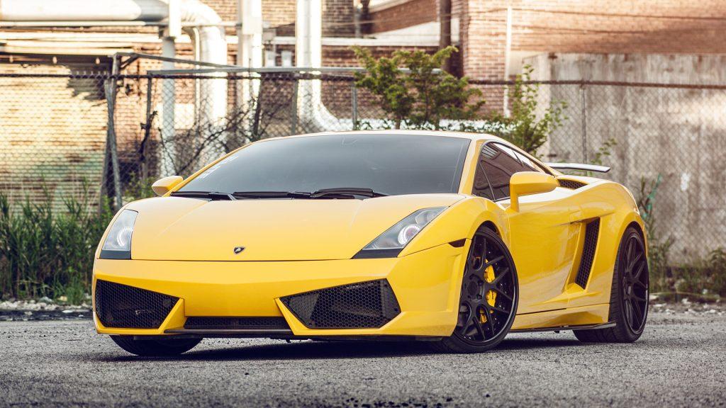 Cheap Supercars - Lamborghini Gallardo