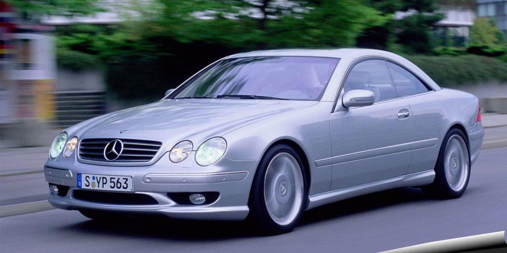 Merecedes-Benz CL55 AMG