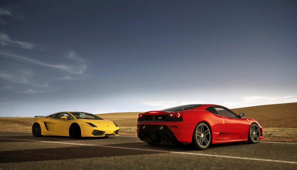 Cheap Supercars - Lamborghini Gallardo vs Ferrari F430