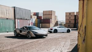 McLaren 540C vs Audi R8 Cheap Supercar