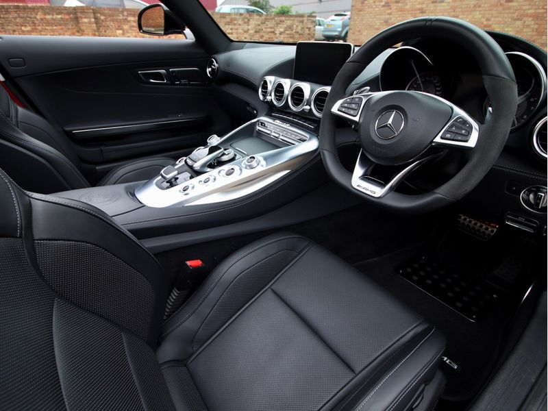 Mercedes-Benz Amg Gt 4.0 V8 BiTurbo C Roadster SpdS DCT (s/s) 2dr full