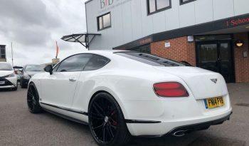 Bentley Continental 4.0 GT V8 S 2d AUTO 521 BHP FULL BENTLEY HISTORY full