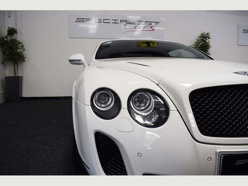 Bentley Continental 6.0 GT Supersports 2dr full