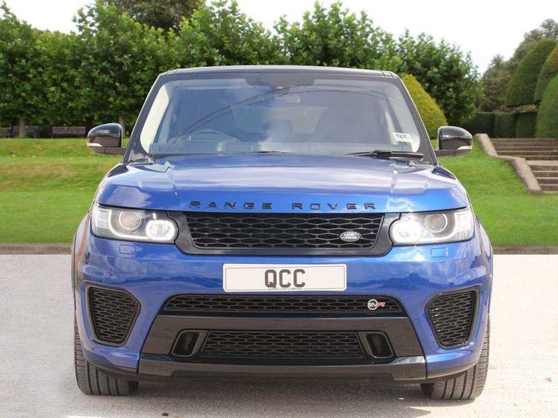 Land Rover Range Rover Sport 5.0 V8 Supercharged SVR 4X4 (s/s) 5dr full