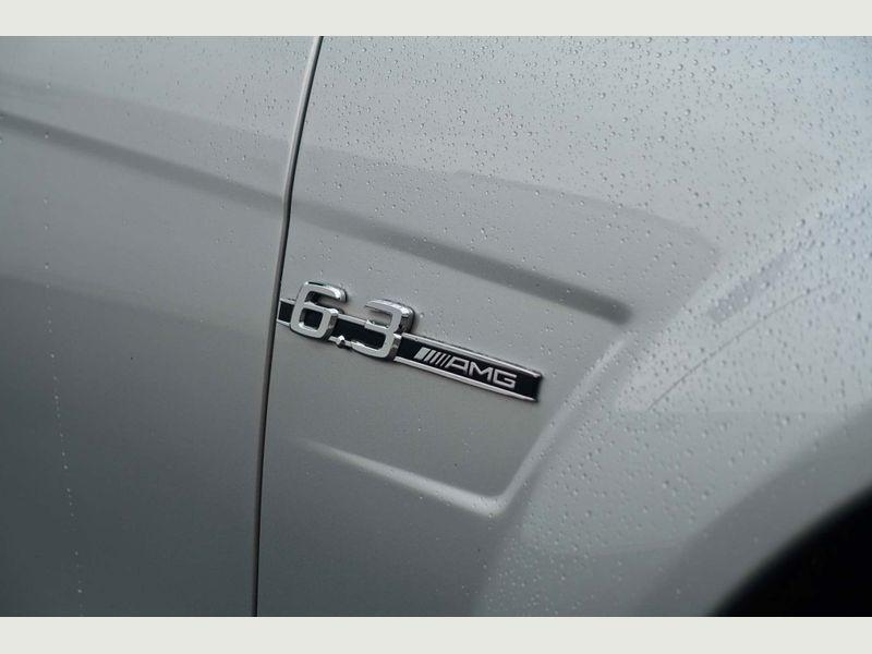 Mercedes-Benz C Class 6.3 C63 AMG MCT 2dr full