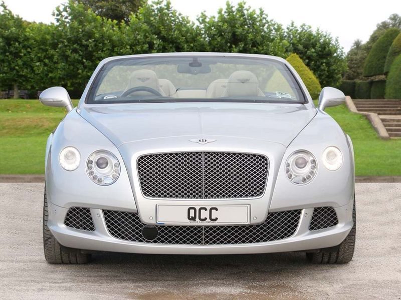 Bentley Continental 6.0 W12 GTC Auto 4WD 2dr full