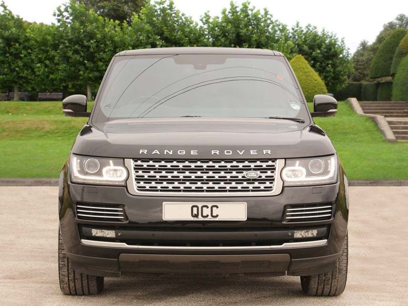 Land Rover Range Rover 4.4 SD V8 Autobiography Auto 4WD 5dr LWB full