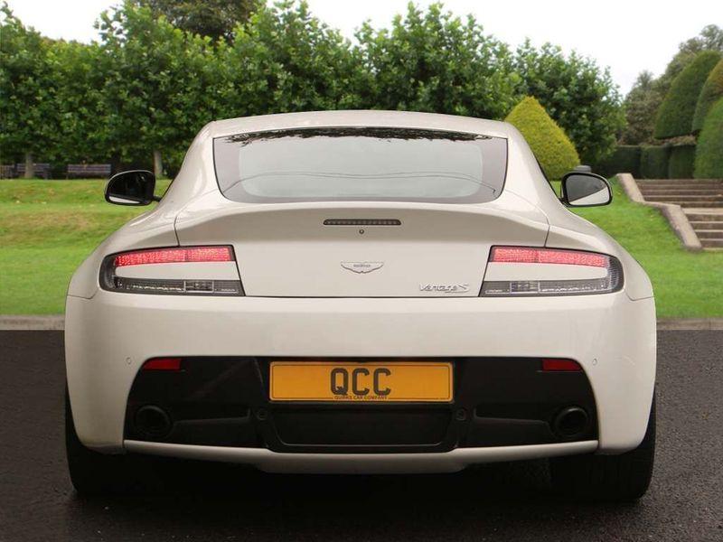Aston Martin Vantage 4.7 V8 S Sportshift 2dr full