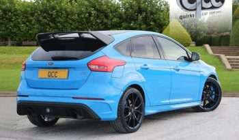 Ford Focus 2.3 T EcoBoost RS Edition AWD (s/s) 5dr full