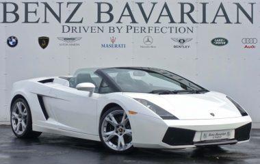 Lamborghini Gallardo 5.0 V10 Spyder E-Gear 4WD 2dr