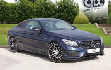Mercedes-Benz C Class 3.0 C43 V6 AMG (Premium Plus) G-Tronic+ 4MATIC (s/s) 2dr