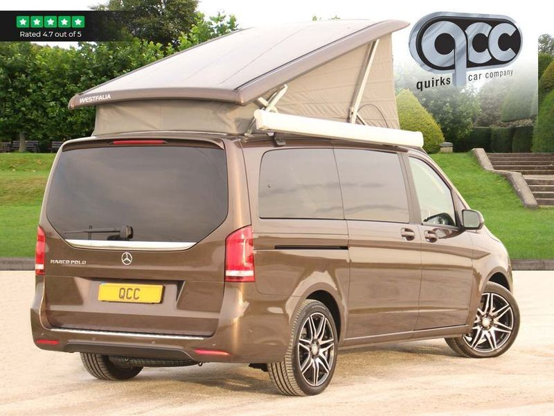 Mercedes-Benz V Class 2.2 V250d AMG Line Marco Polo Camper G-Tronic+ (s/s) 4dr full