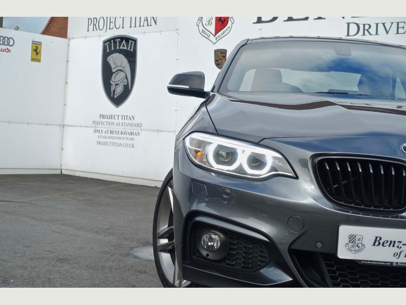 BMW 2 Series 2.0 230i M Sport Auto (s/s) 2dr full