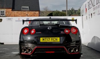 Nissan Gt-R 3.8 V6 Nismo Auto 4WD 2dr full