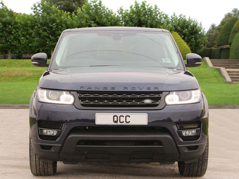 Land Rover Range Rover Sport 3.0 SD V6 HSE CommandShift 2 4X4 (s/s) 5dr full