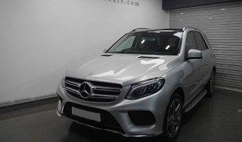 Mercedes-Benz Gle Class 3.0 GLE350d V6 AMG Line (Premium Plus) G-Tronic 4MATIC (s/s) 5dr full