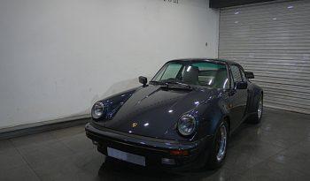 Porsche 911 3.3 Classic Turbo 2dr full