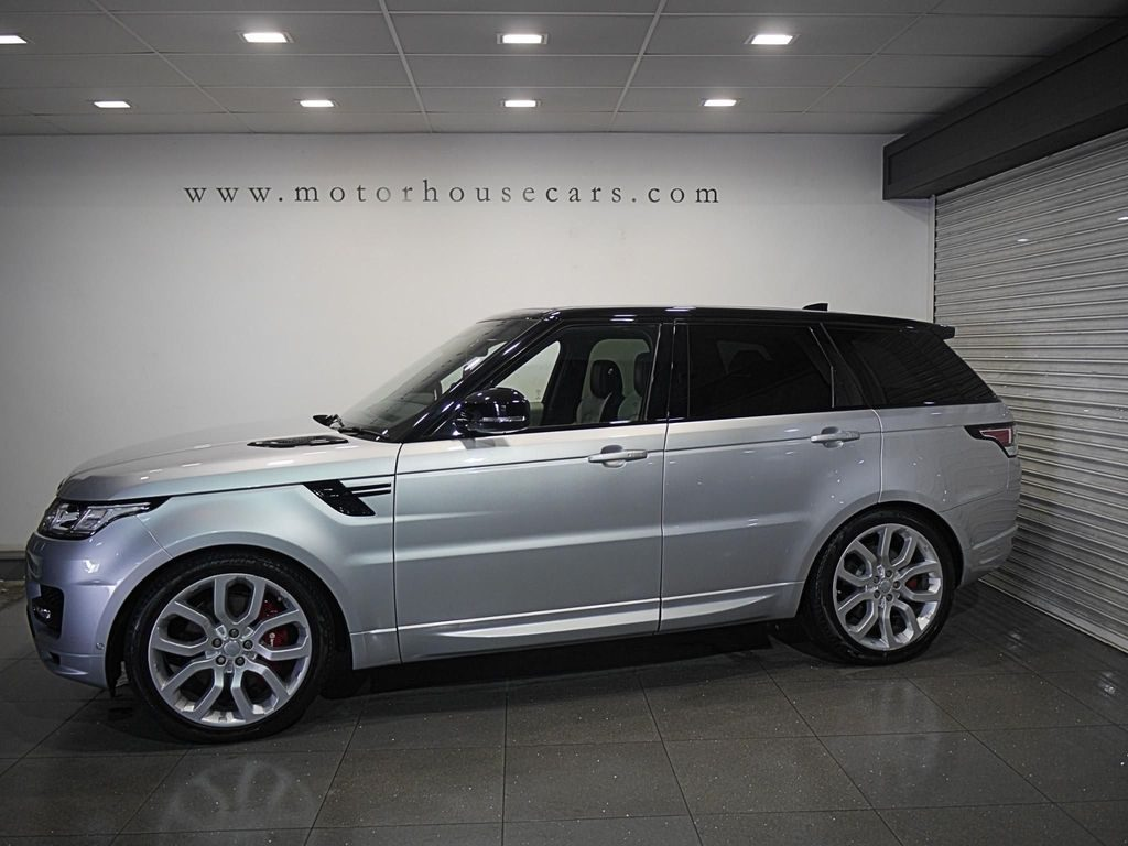 Land Rover Range Rover Sport 3.0 SD V6 Autobiography Dynamic CommandShift 2 4X4 (s/s) 5dr full
