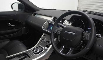 Land Rover Range Rover Evoque 2.0 TD4 SE Tech Auto 4WD (s/s) 5dr full