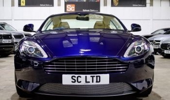 Aston Martin DB9 5.9 Touchtronic II 2dr (2+2) full