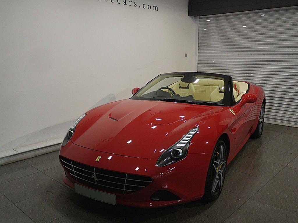 Ferrari California 3.8 V8 T F1 DCT (s/s) 2dr full
