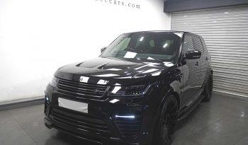 Land Rover Range Rover Sport 5.0 V8 SVR Auto 4WD (s/s) 5dr full