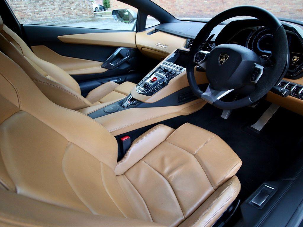 Lamborghini Aventador 6.5 V12 LP 720-4 50 Anniversario Roadster ISR 4WD 2dr full