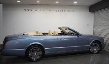 Bentley Azure 6.8 Mulliner 2dr full