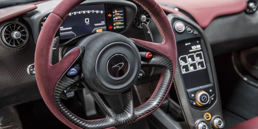 McLaren P1 3.8 V8 SSG 2dr full