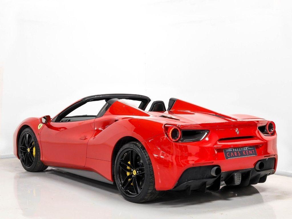 Ferrari 488 Spider 2dr Auto 3.9 full